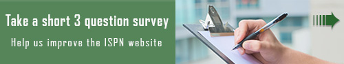 Take the ISPN Website Survey